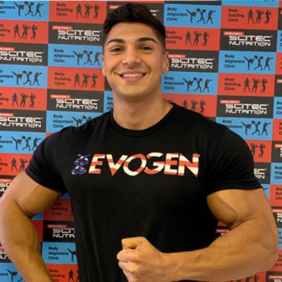 Andrei Deiu IFBB Pro